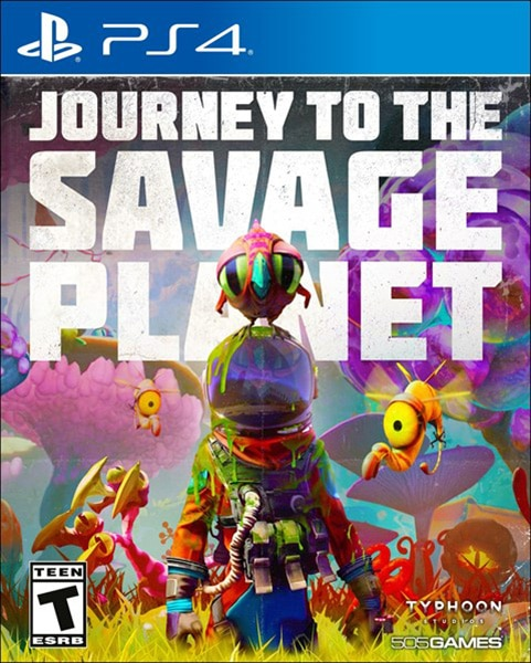 journey to the savage ps4