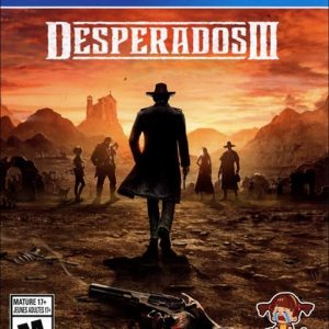 Desperados III Ps4
