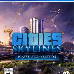 Cities: Skylines Ps4