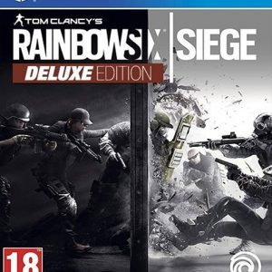 Tom Clancy's Rainbow Six: Siege Deluxe Edition Ps4