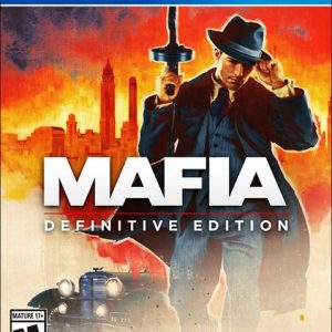 Mafia: Definitive Edition Ps4