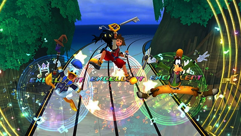 Kingdom Hearts Melody of Memory PS4 cheap