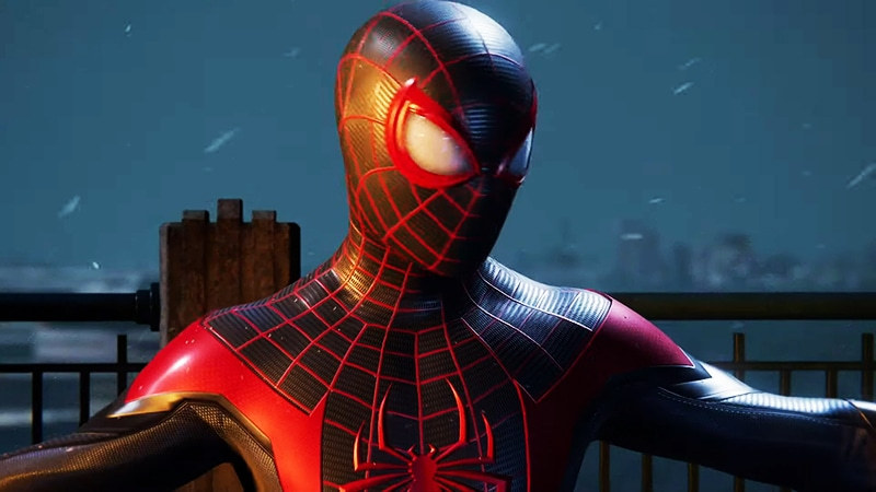 Marvel's Spider-Man Miles Morales Ps4 price cheap