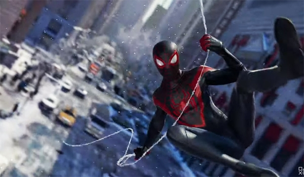 Marvel's Spider-Man Miles Morales Ps4 price