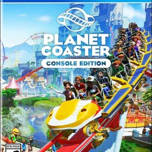 Planet Coaster: Console Edition Ps4 - Ps5