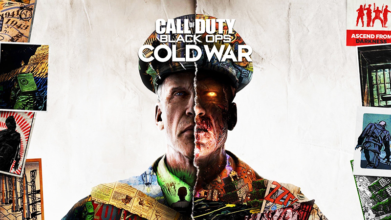 buy Call of Duty Black Ops Cold War PS4