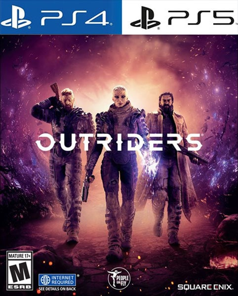 Outriders Ps4 & Ps5