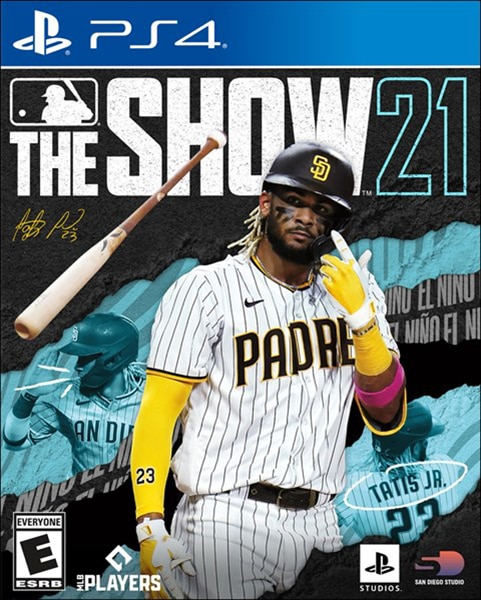 MLB The Show 2021 PS4