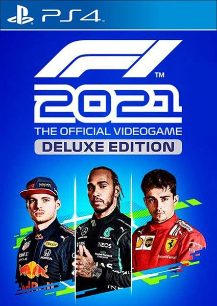F1 2021: Deluxe Edition Ps4