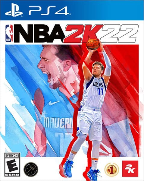 NBA 2K22 for PS4